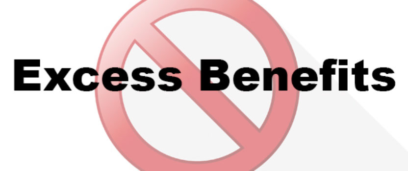 Why your nonprofit must avoid excess benefit transactions