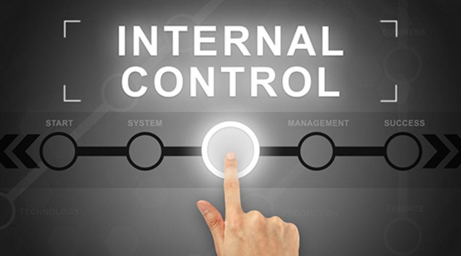 Strong internal controls help reduce restatements