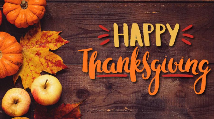 Thanksgiving Leaf & Pumpkins