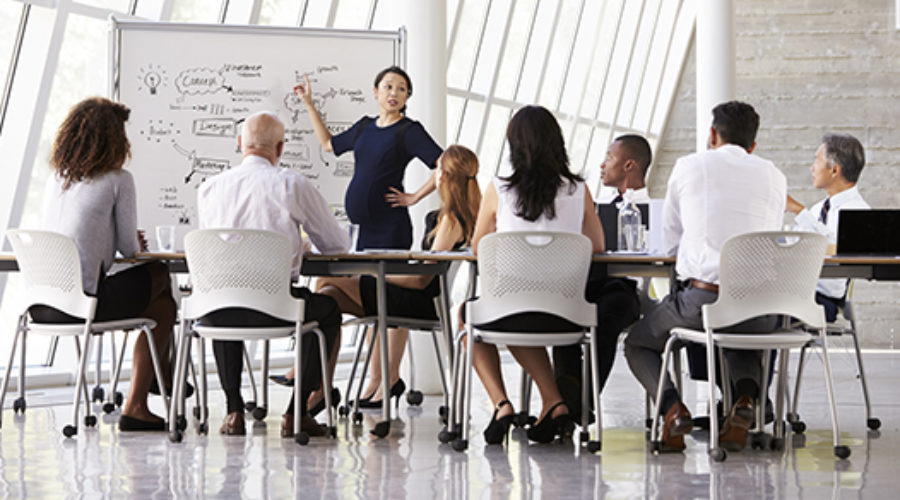 Boardroom and management diversity adds value