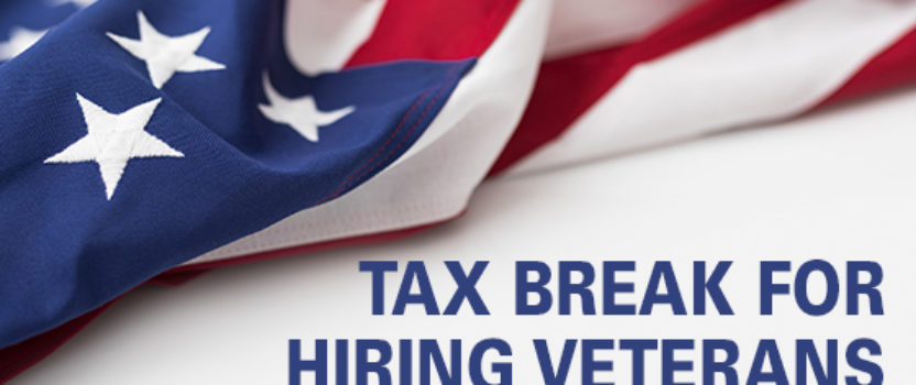 2017 might be your last chance to hire veterans and claim a tax credit