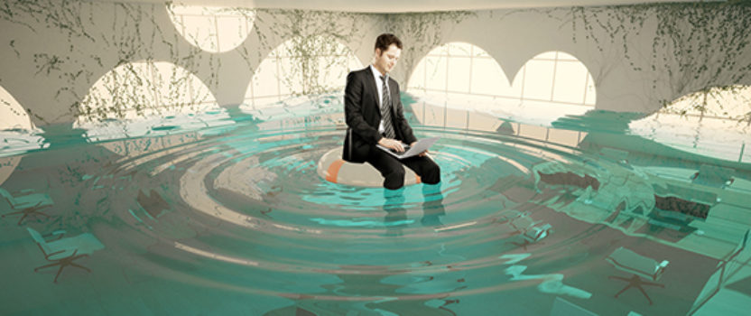 Business interruption insurance can help some companies