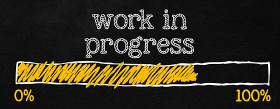 Auditing work in progress | Fox Byrd & Company